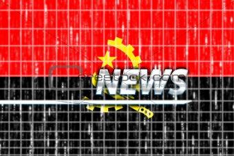 Flag of v news