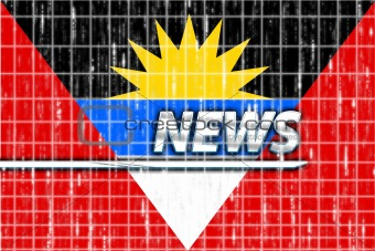 Flag of Antigua news