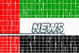 United Arab Emirates flag news