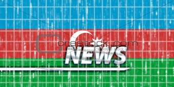Flag of Azerbaijan news