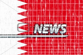 Flag of Bahrain news