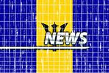 Barbados flag news