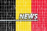 Belgium flag news