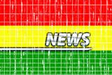 Flag of Bolivia news
