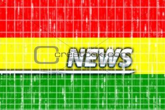 Flag of Bolivia news