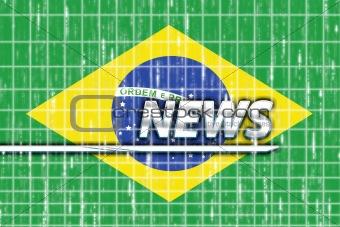 Flag of Brazil news