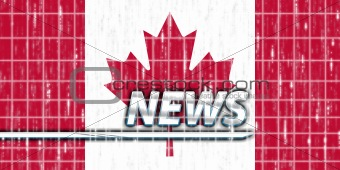 Flag of Canada news
