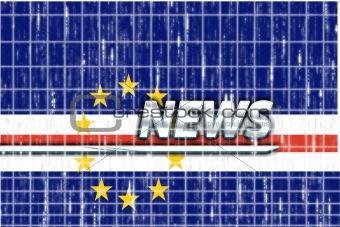Flag of Cape Verde news