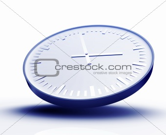 Clock illustration