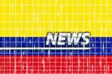 Flag of Colombia news