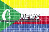 Flag of Comoros news