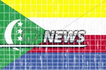 Flag of Comoros news