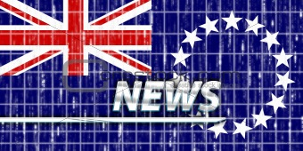 Flag of Cook Islands news