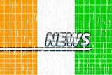 Flag of Ivory Coast news