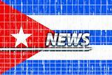 Cuba flag news