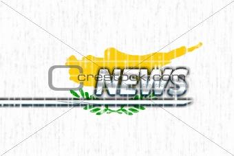 Cyprus flag news