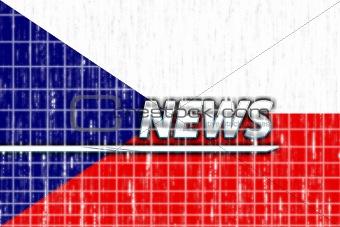 Czechoslovakia flag news