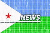 Flag of Djibouti news