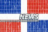 Flag of Dominican Republic news