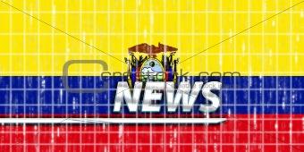 Flag of Ecuador news