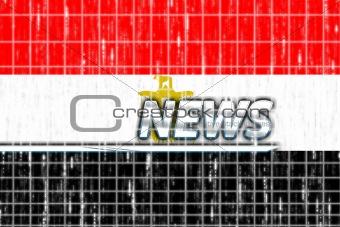 Flag of Egypt news