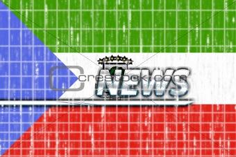 Flag of Equatorial Guinea news