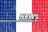 Flag of France news