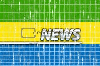 Flag of Gabon news