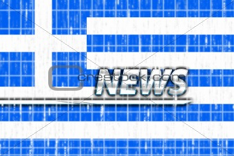 Flag of Greece news