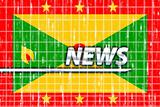 Flag of Grenada news