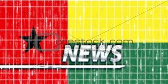 Flag of Guinea Bissau news