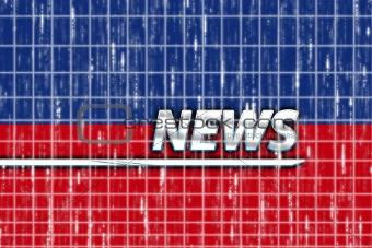 Flag of Haiti news