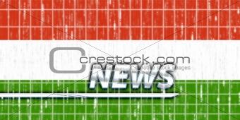 Flag of Hungary news