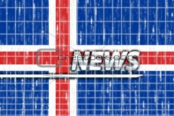 Flag of Iceland news