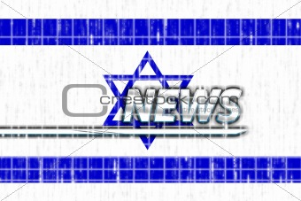 Flag of Israel news