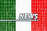 Flag of Italy news