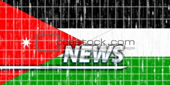 Flag of Jordan news
