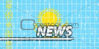 Flag of Kazakhstan news