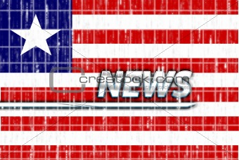 Flag of Liberia news