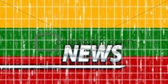 Flag of Lithuania news