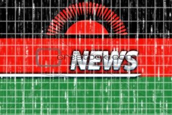 Flag of Malawi news