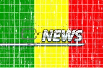 Flag of Mali news