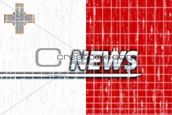 Flag of Malta news