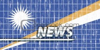 Flag of Marshall Islands news