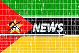 Flag of Mozambique news