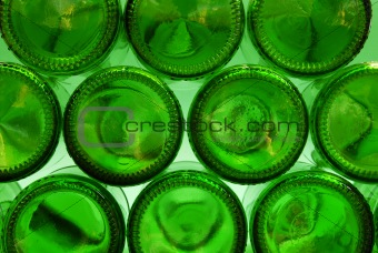 Green Bottle Bottoms