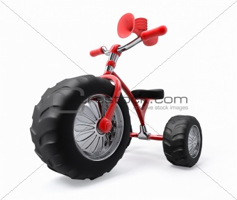 Gigant tricycle