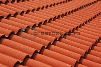 Azores roof tiles texture