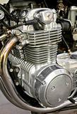 Engine angle