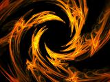 fire swirl